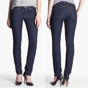 J Brand The Skinny Jeans Color Pure